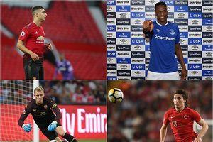 'Sao' MU và những tân binh chưa có cơ hội ra mắt Premier League