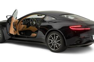 Aston Martin DB11 bọc thép chống đạn giá từ 200.000 USD