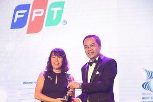 FPT là một trong 130 công ty có môi trường làm việc tốt nhất châu Á