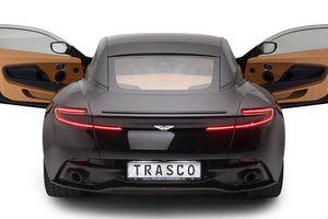 Aston Martin DB11 bọc giáp, giá 200.000 USD