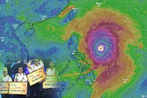 Siêu bão Mangkhut, tranh cãi về sự chênh lệch giải thưởng của cuộc thi 'Đường lên đỉnh Olympia' được tìm đọc nhiều nhất ngày