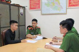 Bắt giữ nghi phạm thứ 2 gây ra vụ giết tài xế taxi vứt xác xuống đèo Thung Khe