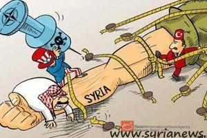 'Nước mắt cá sấu... Mỹ' thành bom rơi vào thường dân Syria