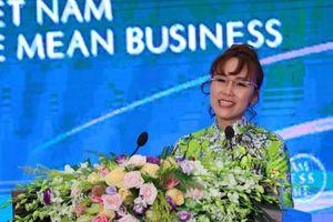 Tỷ phú Nguyễn Thị Phương Thảo: Sân bay thời cách mạng 4.0 không có con người, mà là những 'người máy biết cười'