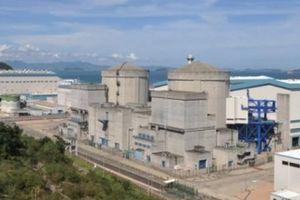 Nhà máy điện hạt nhân Trung Quốc 'hứng' siêu bão Mangkhut