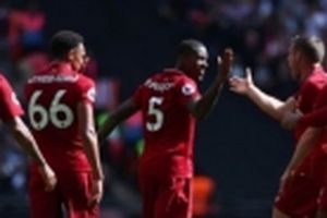 Liverpool đánh bại Tottenham 2-1 trên sân Wembley