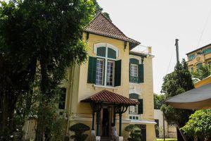 Khám phá di sản đậm dấu ấn lịch sử Đại sứ quán Pháp ở Hà Nội