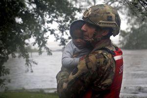 Mỹ, Philippines gồng mình đối phó siêu bão
