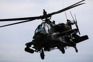 Mỹ khẳng định trực thăng Apache vẫn vô địch thêm 30 năm nữa