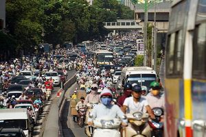 Hà Nội: 'Tắc' giải pháp chống ùn tắc