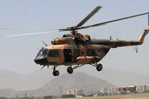 Taliban tuyên bố bắn rơi máy bay trực thăng quân sự của Afghanistan