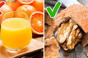 Những loại thực phẩm không nên ăn khi dạ dày bạn đang trống rỗng