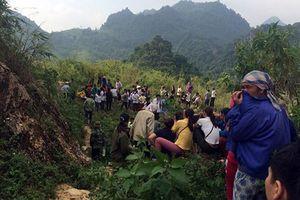 Phát hiện xác người đàn ông đang phân hủy dưới đèo Thung Khe