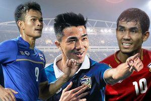 Thái Lan không gọi Chanathip, Dangda dự AFF Cup 2018