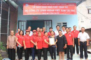 Vedan Việt Nam mang lại mái ấm nghĩa tình cho bà con nghèo tỉnh Đồng Nai