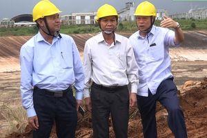 Đoàn công tác của Tổng cục Môi trường thị sát, kiểm tra Nhà máy Alumin Nhân Cơ