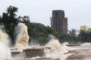 Hải Phòng - Quảng Ninh: Lên phương án ứng phó siêu bão Mangkhut