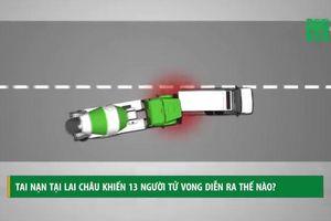 Tai nạn thảm khốc ở Lai Châu: Công bố kết quả giám định hộp đen
