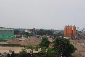 Vi phạm Luật Đê điều ở Ninh Bình: Vì sao chưa xử lý triệt để?