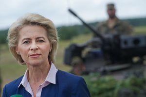 Đức không loại trừ việc hiện diện quân sự lâu dài ở Trung Đông