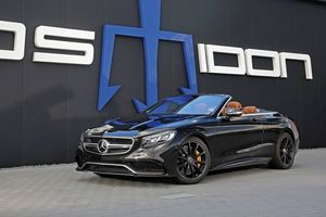 Chi tiết Mercedes-AMG S63 Cabriolet độ 1.000 mã lực