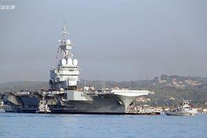 Pháp 'xát muối' vào nỗi đau thiếu tàu sân bay của Nga
