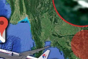Nóng: Lộ trình chính xác tìm thấy MH370 trong rừng Campuchia