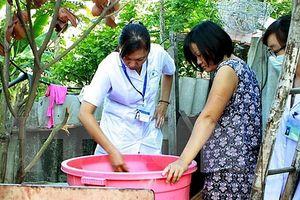 Hà Nội tăng cường công tác chủ động phòng, chống dịch sốt xuất huyết