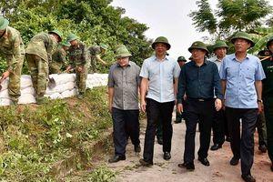 Siêu bão Mangkhut đổ bộ: Yêu cầu khẩn của Phó Thủ tướng