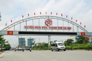 Phó Thủ tướng yêu cầu thanh tra đột xuất vấn đề đất đai ở Hoài Đức, Hà Nội
