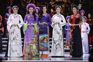 Nhìn lại phần thi ứng xử của Top 5 'Hoa hậu Việt Nam 2018'