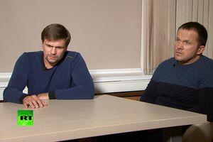 Nga: 2 nghi phạm trong vụ điệp viên Skripal không liên quan đến ông Putin