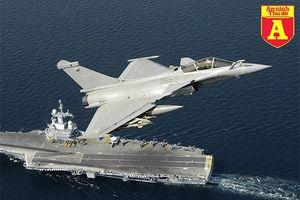 Viễn cảnh đáng sợ cho Syria và nỗi lo của Nga khi tàu sân bay hạt nhân Pháp sát cánh với Mỹ?