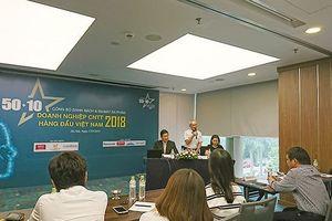 Viettel, FPT, VNG, MISA có tên trong Top 10 doanh nghiệp Việt đi đầu lĩnh vực công nghệ 4.0