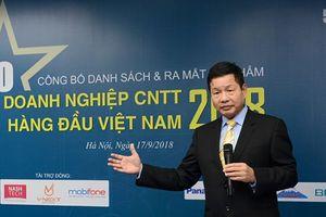 Chủ tịch VINASA kỳ vọng 10 năm tới doanh số phần mềm Việt tăng 10 lần, đạt 30 tỉ USD