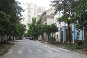 Khu đất đấu giá Tứ Hiệp - Ngũ Hiệp, huyện Thanh Trì: Vi phạm vì chờ điều chỉnh quy hoạch