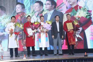 Trường Tiền đón nhận 'Thương hiệu Việt Nam vàng'