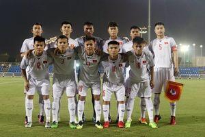 U19 Việt Nam thua đậm ngày mở màn giải Tứ hùng ở Qatar