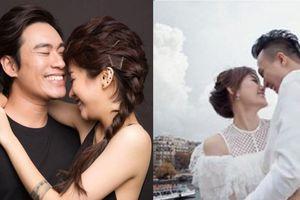 Những cặp đôi nên duyên từ phim giả tình thật trước Kiều Minh Tuấn - An Nguy