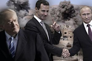 Trump bị dồn vào chân tường khi Nga, Syria sẵn sàng tấn công Idlib