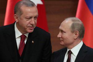 Đại chiến ở Idlib tạm ngưng chờ Putin, Erdogan mặc cả