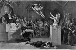 Sự thật chấn động về những vụ xét xử phù thủy thời xưa