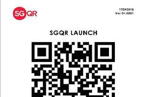 Singapore ra mắt mã QR thanh toán thống nhất đầu tiên trên thế giới