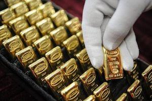 Vàng trong nước đi ngang, vàng thế giới tăng nhẹ