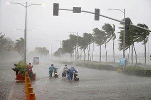 Đêm nay, Đông Bắc bộ đón mưa từ hoàn lưu bão số 6