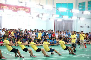 Những hình ảnh ấn tượng tại Hội thao truyền thống PVFCCo lần XI