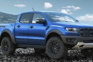 Cận cảnh Ford Ranger Raptor 2018 chuẩn bị ra mắt thị trường Việt