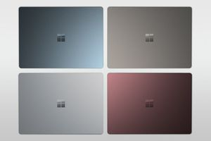 Rò r b nh Microsoft Surface Laptop 2