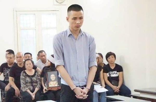 Tử hình nam sinh giết người ở chung cư cao cấp tại Hà Nội