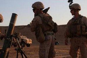 Xe bọc thép Pháp xuất hiện trong đoạn băng của Mỹ tại Syria